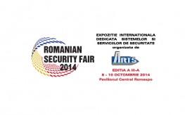 """Anul acesta va avea loc """"Romanian Security Fair 2014"""""""
