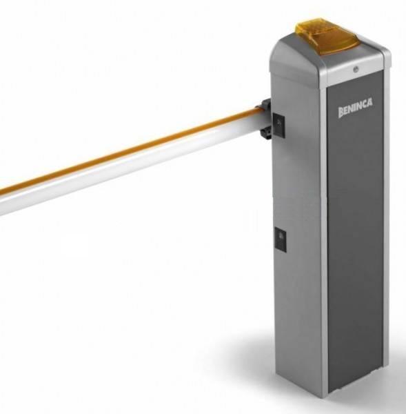 Sisteme de control acces cu turnicheti si porti rotative si bariere auto 3