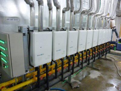 Revizia/Intretinerea sistemului de incalzire, gaze